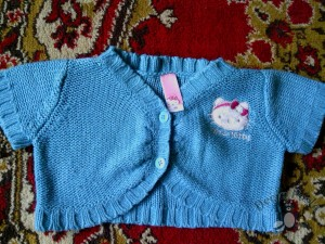 Hello Kitty bolero
