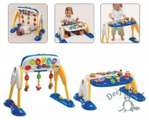 Chicco baby gym 3 u 1