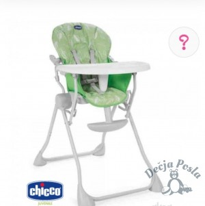 Chicco Pocket Meal - stolica za hranjenje bebe